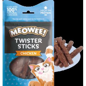 Meowee! Twister Sticks Chicken