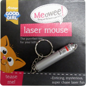 Meowee! Laser Mouse