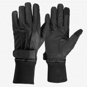 Horze handskar i PU-läder...