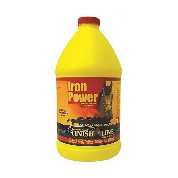 Finish Line Iron Power