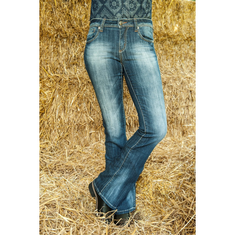 JEANS, BOOTCUT -FLORIDA-