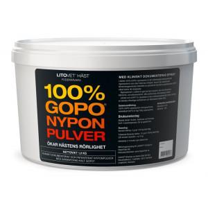 LitoVet Nyponpulver 1,5 kg