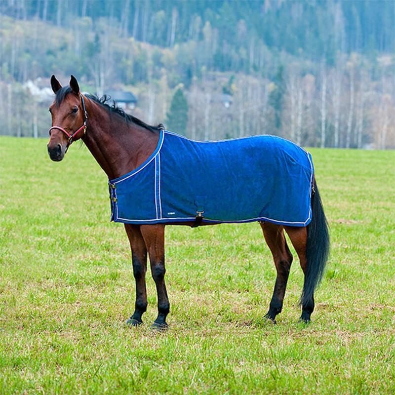 Finn-Tack Fleecetäcke med nätfoder
