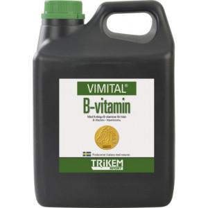 Vitaminer Trikem Vimital B-vitamin, 1000 ml