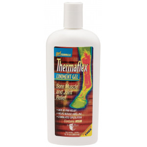 Thermaflex Liniment + MSM Gel, 355 ml