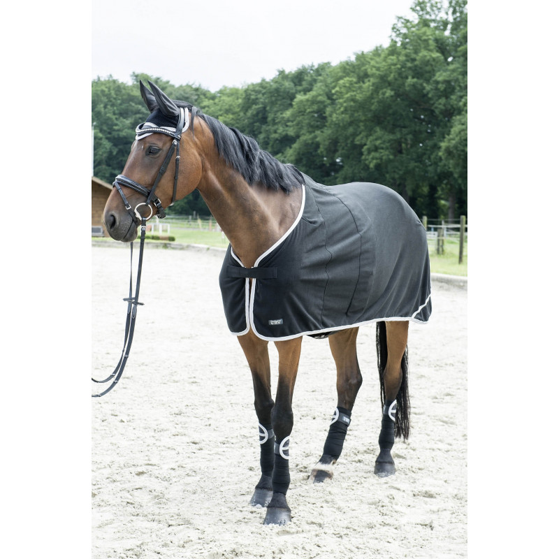 HKM EXCLUSIVE GLITTER Fleece Täcke