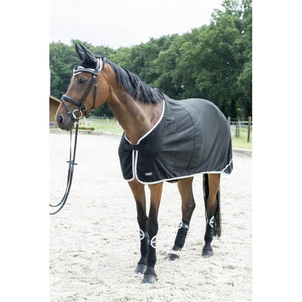 HKM EXCLUSIVE GLITTER Fleece Täcke