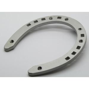 Mustad aluminiumsko  med broddhål - Par
