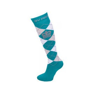 Socks Argyle Long HV Polo
