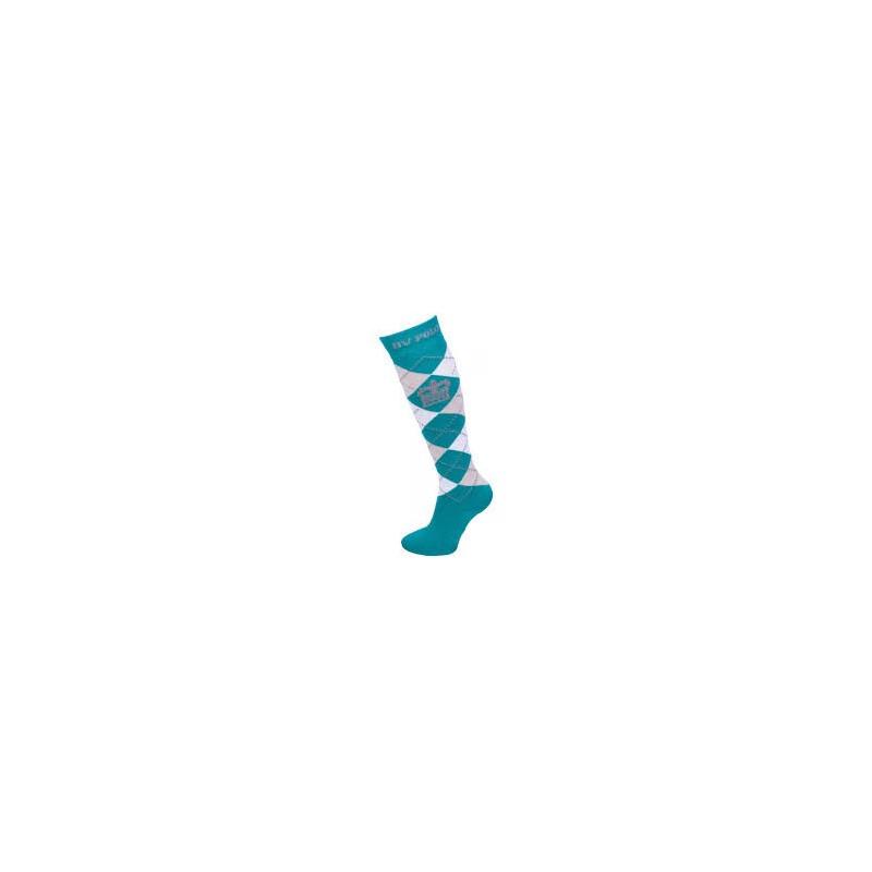 Socks Argyle Long HV Polo