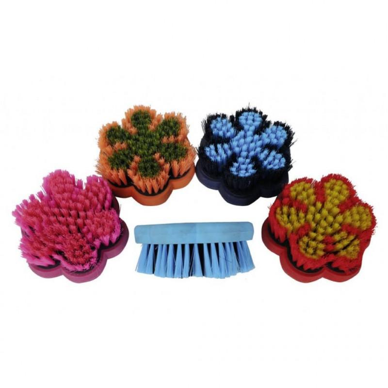 Hkm Kroppsborste -Flower-,