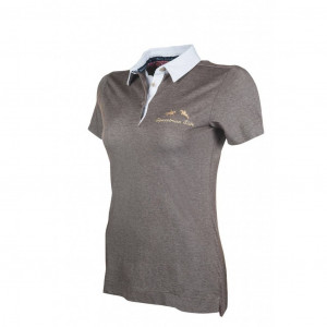 Poloshirt -Queens Lace-
