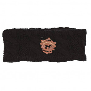 HKM Pannband -Soft- fleecefoder