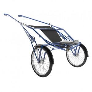 Finn-Tack T4 QH Speedcart med stålskalmar, utan hjul