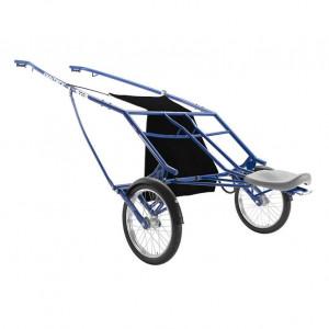 Finn-Tack T6 QH träningsvagn utan hjul
