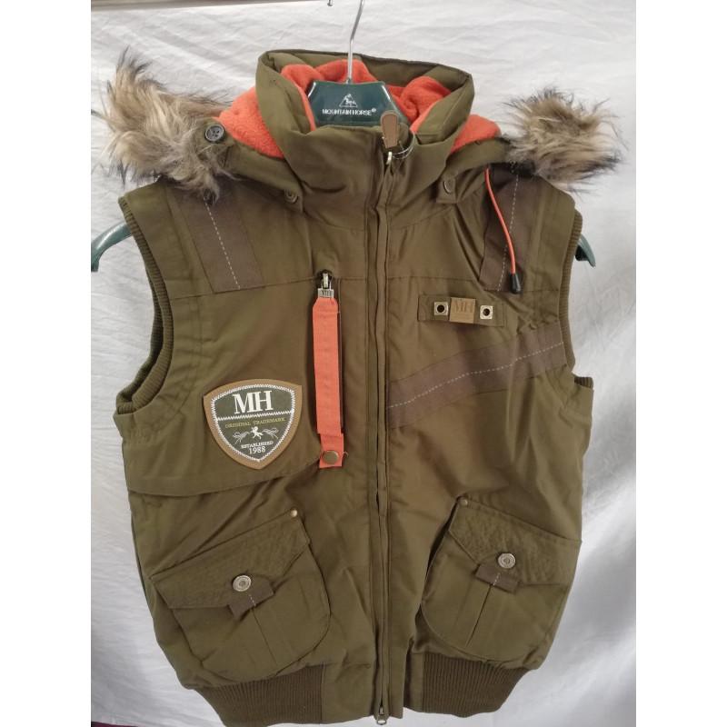Mountain horse burlington vest jr
