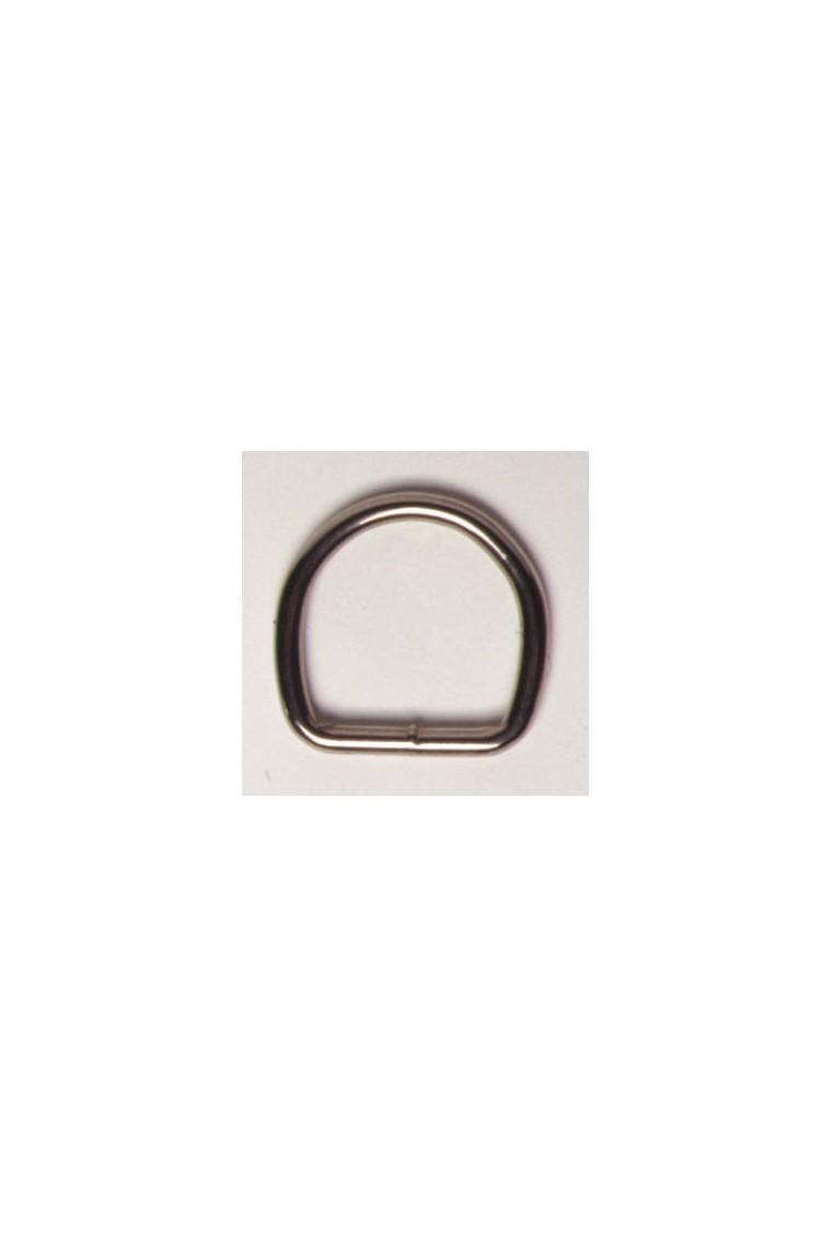 Globus D-ring 45x45x7 mm