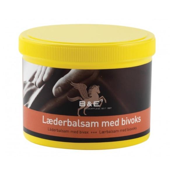 Beeswax Leather Balm