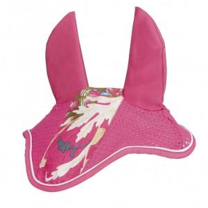 HKM Huva -Pink Floral-