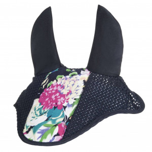 HKM Huva -Black Flower-