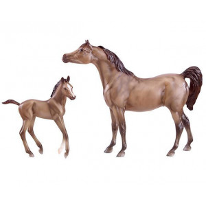 Breyer Grey Arabian Horse &...