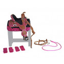 Breyer Barrel Racing Tack set