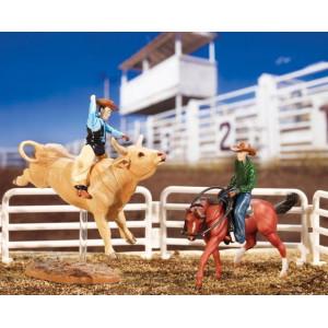 Breyer Collectibulls Rodeo