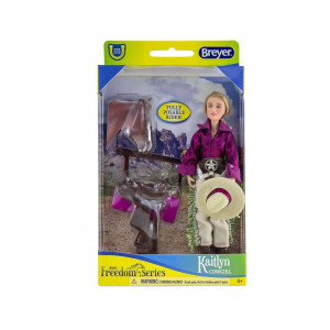 Breyer Kaitlyn Western Rider
