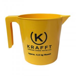 KRAFFT Fodermått 0,5 kg