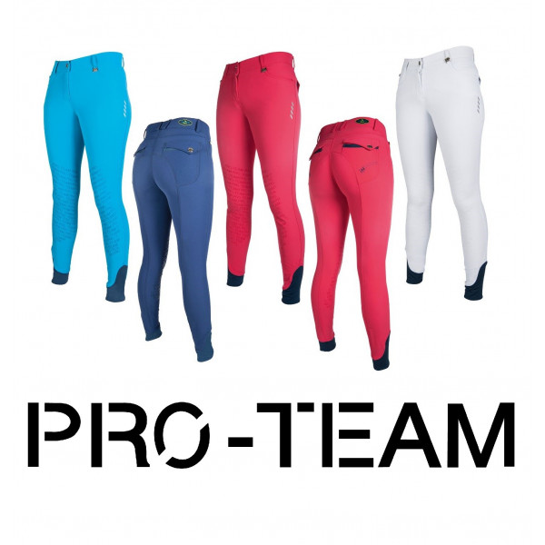 Hkm pro team ridbyxa neon sports