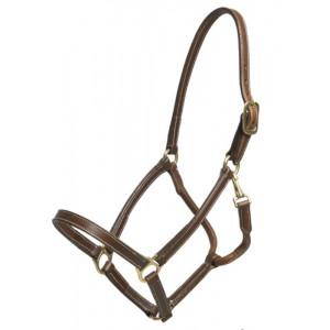 Horse Comfort Lädergrimma