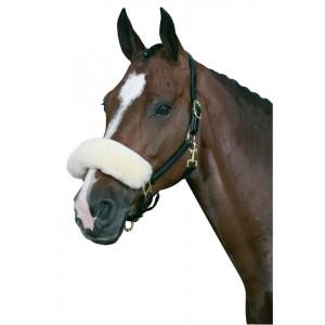 HorseGuard Nosludd, fårskinn