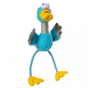 Mitzo Fågel med rep