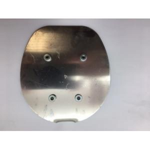 Aluminiumplåt för PG-sko